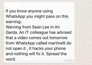 image2 300x214 - WhatsApp scams 'Martinelli' and 'WhatsApp Gold' - Do They Really Pose a Threat to Mobile Devices?